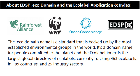 EDSP EcoLabel Application